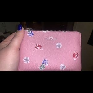 Disney coach wristlet used 1 time